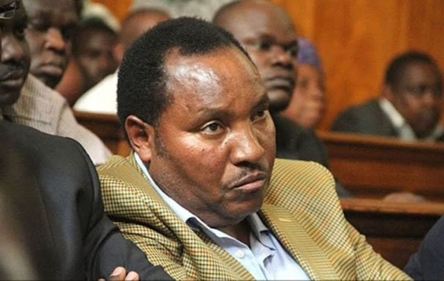 VIDEO- Drama As Waititu Is Heckled In Githurai. Baba Ya Nani?