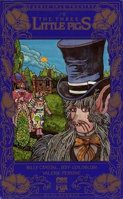 Fotos do Teatro dos Contos de Fada - Os Três Porquinhos Poster