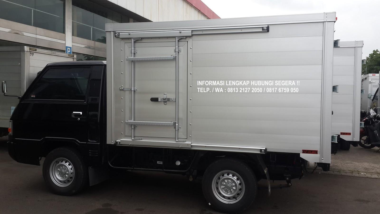 Harga Mobil Box Alumunium Colt L300 New Colt L300 Box Alumunium 2020 Harga Colt L300 Box Alumunium 2020 Pt Srikandi Diamond Motors