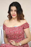 Diksha Panth in a Deep neck Short dress at Maya Mall pre release function ~ Celebrities Exclusive Galleries 064.JPG