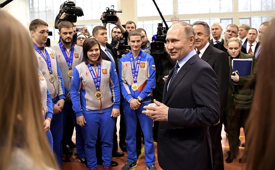 Путин назначил губернатором Красноярского края Александра ...