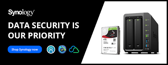 Synology key to data security