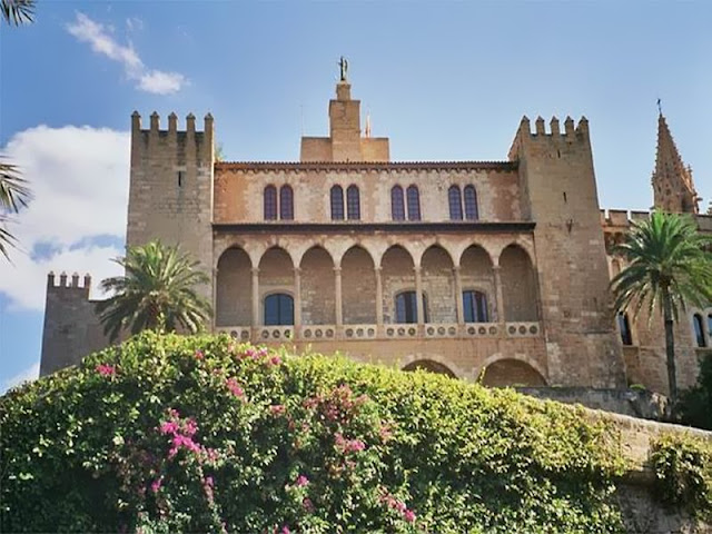 Palácio Real de la Almudaina
