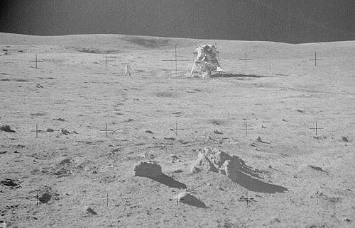 Farsa do homem na Lua