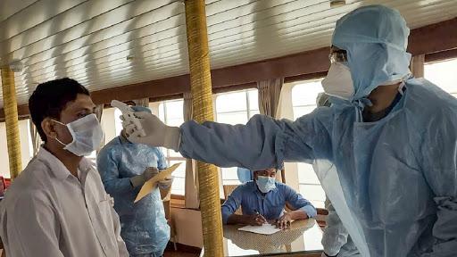 भारत में कोरोना से संक्रमण के मामलों की संख्या बढ़कर 110 पहुंची