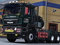 MAN TGS 33 Reworked Russian - Asian ETS 1.36