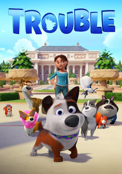 Dog Gone Trouble 2019 Dual Audio Hindi Dubbed 720p