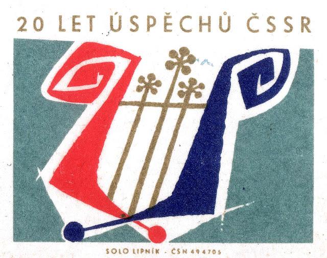 20 LET USPECHU CSSR 1960