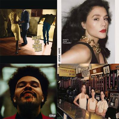 Os Melhores álbuns lançados em 2020
