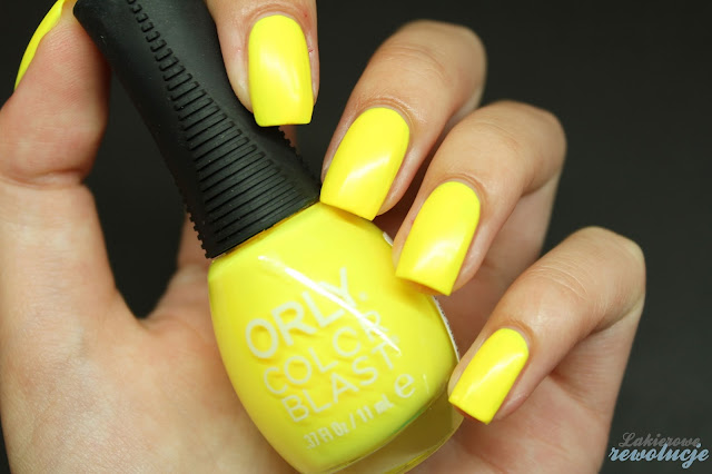 ORLY Color Blast - Fun In The Sun