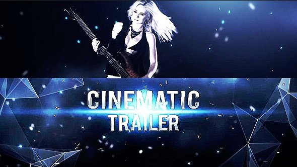 Cinematic Trailer Teaser 10688546 - Project for After Effects