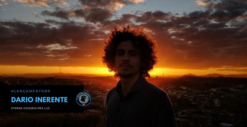 """""""Eterna Odisseia Pra Luz"""" é o primeiro álbum do rapper baiano Dario Inerente"""