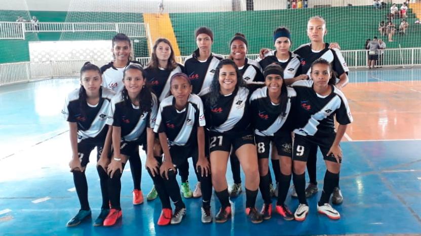Tigresas campeãs 2019