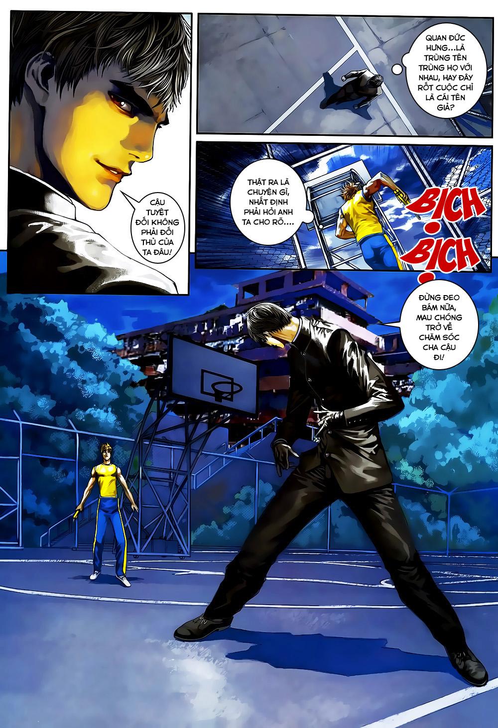 Quyền Đạo chapter 5 trang 7