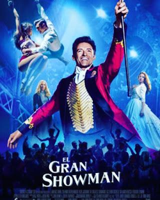 cine, cartelera, película, nos vamos al cine, EL GRAN SHOWMAN, The Greatest Showman,