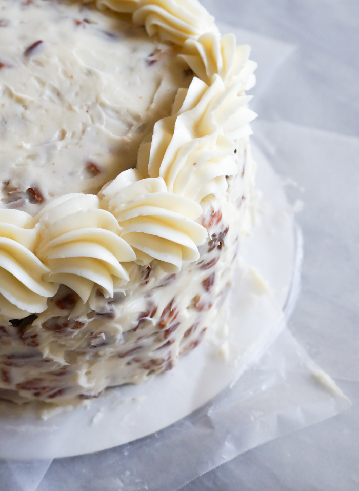 mom's Italian cream cake