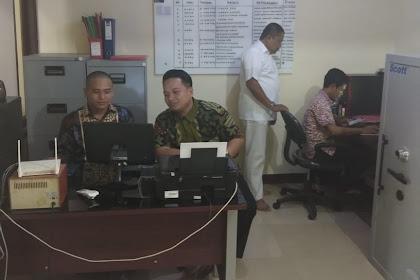 Aktifitas Kantor DPC HAPI KARAWANG Pada Jum'at 06 Desember 2019
