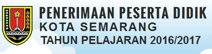 dan Sekolah Menengah kejuruan Negeri Kota Semarang Tahun Pelajaran  Tanya Jawab wacana PPDB Online TK, SD, SMP, SMA, dan Sekolah Menengah kejuruan Negeri Kota Semarang 2020 di ppd.semarangkota.go.id
