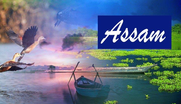 Assam North-Eastern States