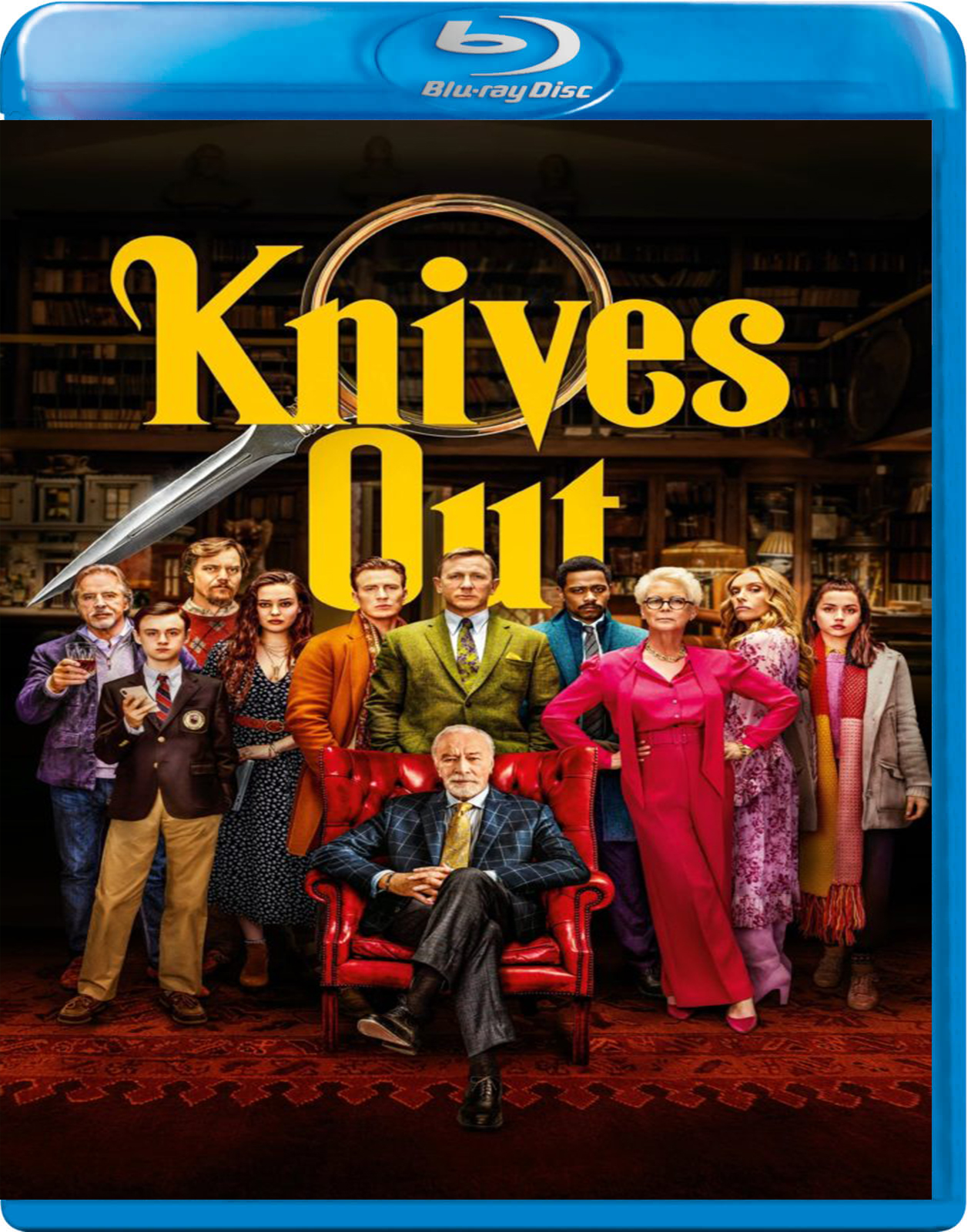 Knives Out [2019] [BD50] [Latino]