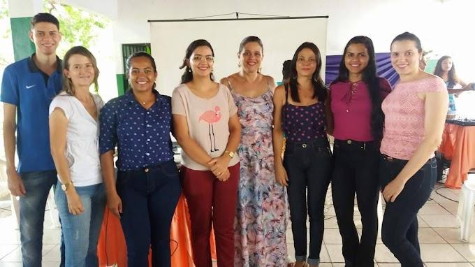 Secretaria de Ação Social e Centro de Juventude Volta Redonda promoveram Semana da Saúde e Nutrição em Caxias