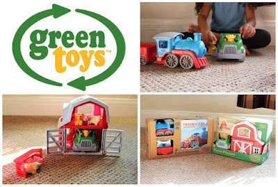 green toys cover photo