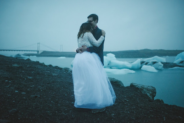 Iceland, elopement, wedding