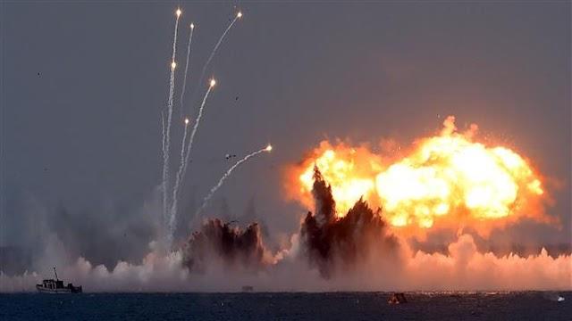 Russia launches final stage of massive drills in Black Sea peninsula of Crimea