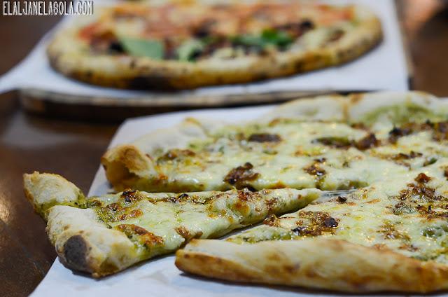 Fiammata Pizza, Moderno Food Park, San Fernando, Pampanga