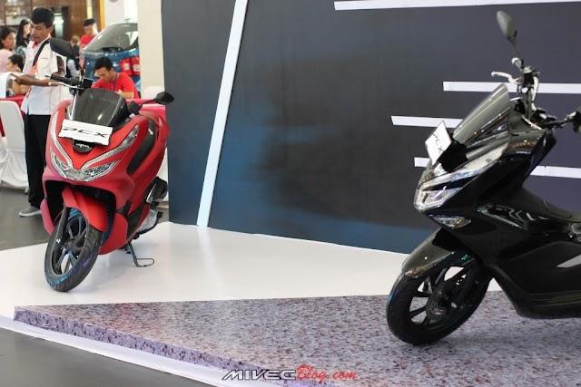 Honda PCX Direcall Karena Masalah Sprocket Cam?