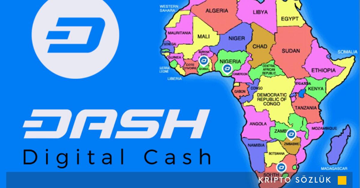 Dash (DASH), Kripto Para ATM Firması AnkerPay ile Afrika'daki İşini Genişletiyor