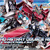 HGBD:R 1/144 Load Astray Double Rebake - Release Info, Box art and Official Images