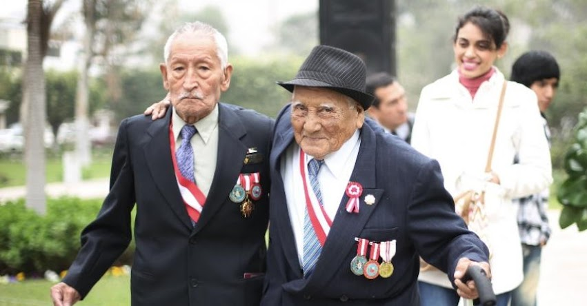 Conoce la Ley que otorga beneficios a los veteranos de guerra y de la Pacificación Nacional (D. S. Nº 001-2019-DE)