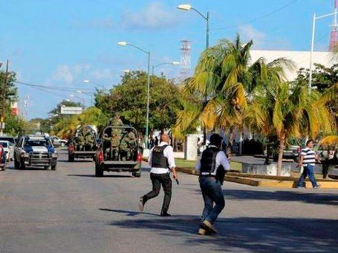 SUMA CANCÚN 55 EJECUCIONES EN 50 DÍAS; CARTELES ACABAN CON LA TRANQUILIDAD EL PARAÍSO CARIBEÑO