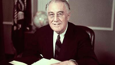 Franklin Delano Roosevelt, 32º presidente de EU