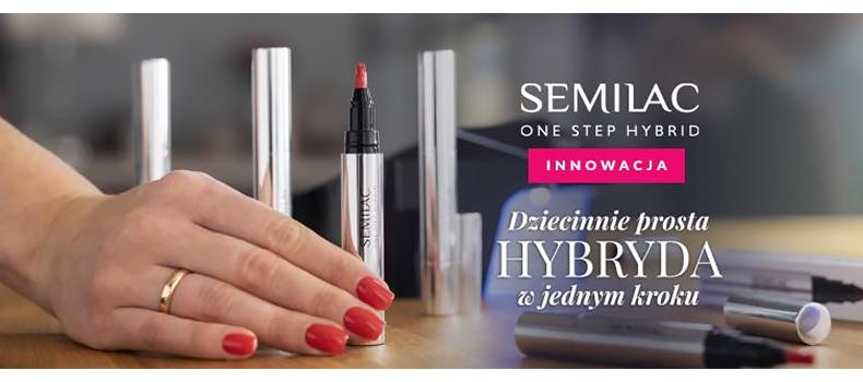 semilac one step hybrid