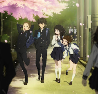 Review Anime Jepang Hyouka Subtitle Indonesia