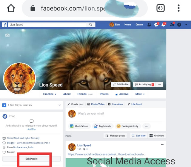 How to Create a Custom Welcome  on Your Facebook Page