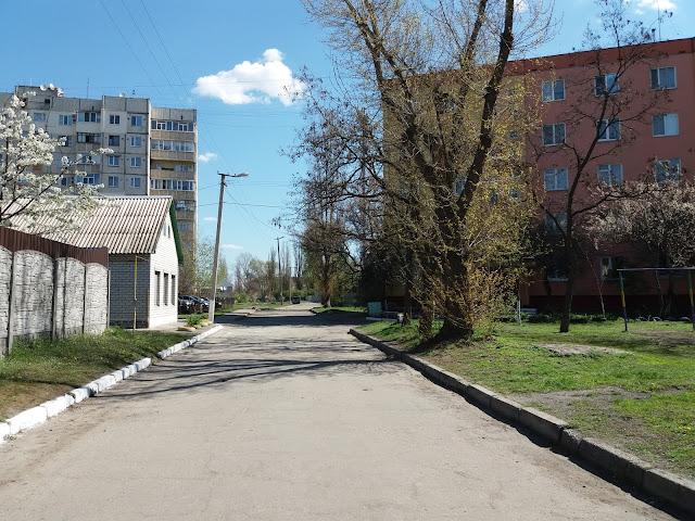 Вулиця Маршала Говорова (Кременчук) © Oleh Kushch, CC-BY-SA-4.0