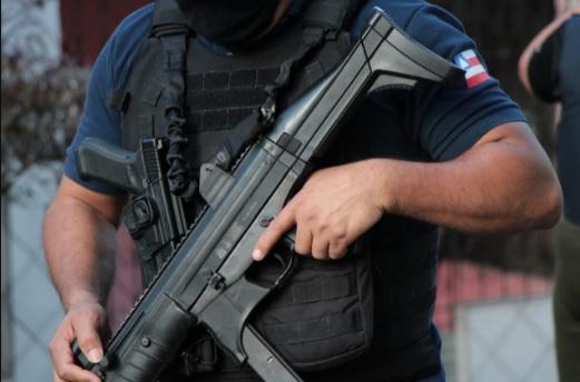 Agressor que espancou mulher com bebê é preso em Gandu
