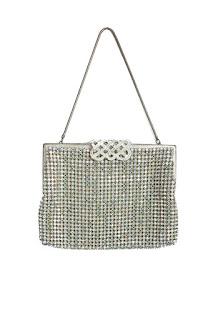wieczorowa biżuteryjna torebka vintage retro moda blog netstylistka