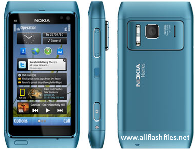 Nokia N8 (RM-596) Flash File/Firmware/Software Download Free -
