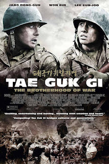 REVIEW: Taegukgi Hwinallimyeo (Lazos de guerra) By: Felipe Múgica