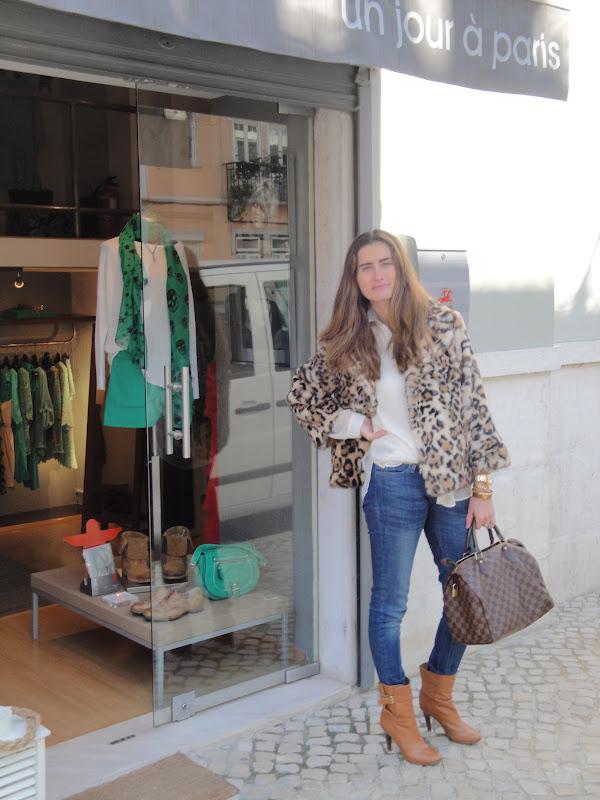 LOJA UN JOUR À PARIS! - I Dress Your Style by Alexandra Carmona c6c36e1bd8