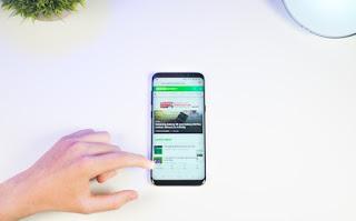 Cara Screenshot Samsung Galaxy S8 dan S8+