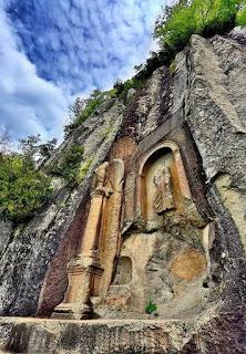 gezilecek yerler amasra kuş kayası yol anıtı