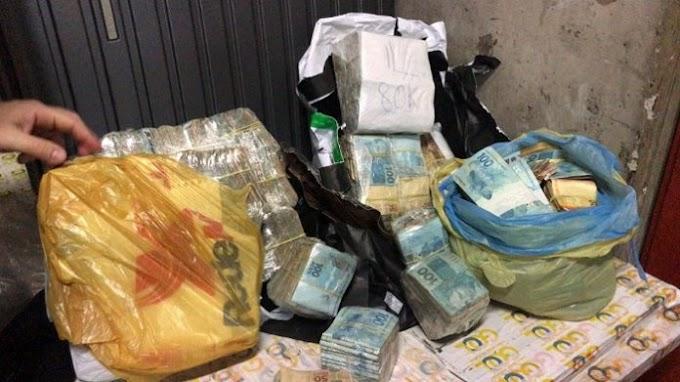 Curitiba: PF investiga se dinheiro era para campanha