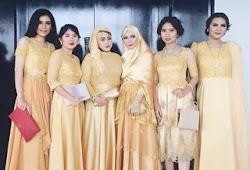 Model Baju Pesta Seragam Keluarga Model Baju Dan Gamis 2019