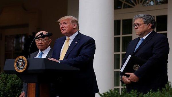 Trump renuncia a incluir pregunta sobre ciudadanía en el censo de 2020