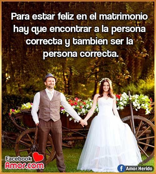 frases para matrimonio